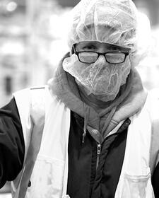 Felipe Monzon, Warehouse Employee, 4Earth Farms