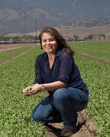 Gina Basaldua, Taylor Farms California