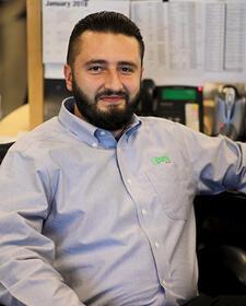 Karlen Gasparyan, Procurement Specialist, 4Earth Farms