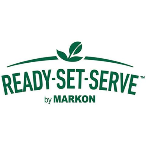 Markon Ready Set Serve Logo